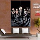 Kissin Dynamite Hard Rock Heavy Metal Music HUGE GIANT Print Poster