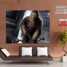 Chewbacca Chewie Star Wars Art HUGE GIANT Print Poster