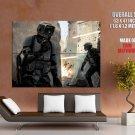 Scouts Grenade Star Wars Art Huge Giant Print Poster
