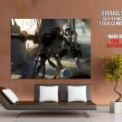 Star Wars Scout Art Huge Giant Print Poster