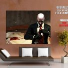 Hitman Absolution Blood Video Game Art HUGE GIANT Print Poster