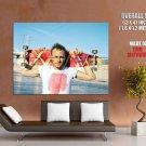 Heath Ledger Skateboard Movie Actor HUGE GIANT Print Poster