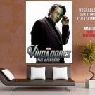 Mark Ruffalo Hulk Movie Actor Huge Giant Print Poster