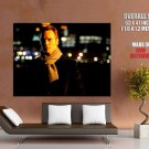 Michael Fassbender Movie Actor HUGE GIANT Print Poster