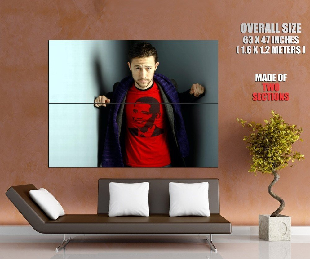 Joseph Gordon Levitt Movie Actor HUGE GIANT Print Poster