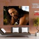 Danny Trejo Portrait Movie Actor HUGE GIANT Print Poster