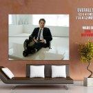 White Collar Tv Matt Bomer Neal Caffrey Huge Giant Print Poster