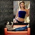 Jennifer Lopez J Lo Hot Sexy Body Huge 47x35 Print POSTER