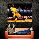 Kobe Bryant Los Angeles Lakers NBA Huge 47x35 Print POSTER