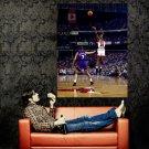 Michael Jordan Jump Shot Vs Suns NBA Huge 47x35 Print POSTER