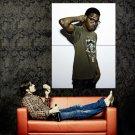 Kid Cudi Hip Hop Music Singer Huge 47x35 Print POSTER