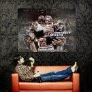 Phil Jackson Greatest Coach Ever MJ NBA Huge 47x35 Print POSTER