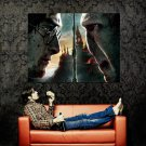 Harry Potter And The Deathly Hallows Part 2 Huge 47x35 Print POSTER