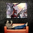 Lineage 2 Chaotic Throne Battle Art Huge 47x35 Print POSTER