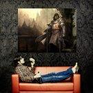 Guild Wars 2 Concept Art Mmorpg Huge 47x35 Print Poster