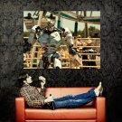 Real Steel Robot Hugh Jackman Movie Huge 47x35 Print POSTER