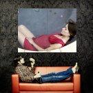 Olivia Wilde Hot Actress Sexy Wet Huge 47x35 Print POSTER