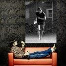 Taylor Lautner Rain BW Hot Actor Movie Huge 47x35 Print POSTER