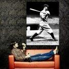 Lou Gehrig 1932 MLB New York Yankees Baseball Huge 47x35 Print POSTER