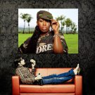 Missy Elliott Hip Hop R B Music Huge 47x35 Print POSTER