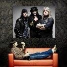 Lemmy Kilmister Motorhead Heavy Metal Music Huge 47x35 Print POSTER
