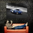 Dodge Challenger SRT8 Stripes Muscle Car Huge 47x35 Print POSTER