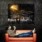 Romantically Apocalyptic Nuclear Prophet Art Huge 47x35 Print POSTER