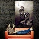 Centaur Warrior Archer Fantasy Art Huge 47x35 Print POSTER