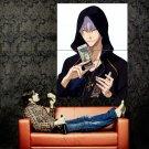 Gin Ichimaru Bleach Anime Manga Art Huge 47x35 Print POSTER
