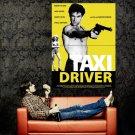 Taxi Driver Robert De Niro Martin Scorsese Huge 47x35 Print POSTER