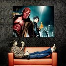 Hellboy 2 The Golden Army Movie Huge 47x35 Print POSTER