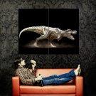 Tyrannosaurus Rex Dinosaur T Rex Art Huge 47x35 Print POSTER