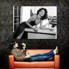 Milla Jovovich Hot Sexy Actress BW Huge 47x35 Print POSTER