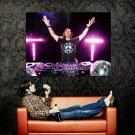 David Guetta Electro House DJ Music Huge 47x35 Print POSTER