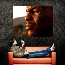 Mike Tyson Sunset Tattoo Boxing Sport Huge 47x35 Print POSTER