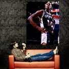 Dennis Rodman San Antonio Spurs NBA Basketball Huge 47x35 POSTER