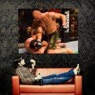 Randy Couture Vs Gabriel Gonzaga MMA Mixed Martial Arts Huge 47x35 POSTER