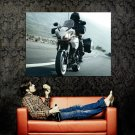 Triumph Tiger 800XC Bike Motorcycle Huge 47x35 POSTER