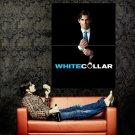 White Collar Matthew Bomer Neal Caffrey TV Series Huge 47x35 POSTER