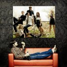 Gossip Girl Fall Lively Badgley Crawford Westwick Momsen Huge 47x35 POSTER