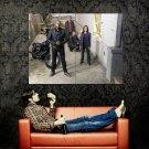 Criminal Minds Suspect Behavior Crime Scene TV Series Huge 47x35 POSTER