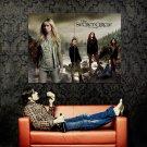 The Secret Circle Cassie Adam Faye Diana Melissa TV Series Huge 47x35 POSTER
