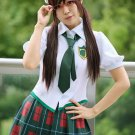 Kipi Hot College Girl Spectacles Japanese Cosplay Huge 47x35 Print Poster