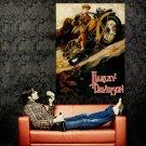 Harley Davidson Bike Motorcycle Vintage Retro Art Huge 47x35 POSTER