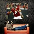Matt Schuab Houston Texans NFL Football Sport Huge 47x35 POSTER