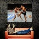Lyoto Machida MMA Mixed Martial Arts Huge 47x35 Print POSTER