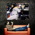 Jerry Hairston Yankees Baseball MLB Sport Huge 47x35 Print POSTER