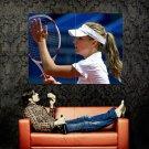 Maria Kirilenko WTA Tennis Sport Huge 47x35 Print POSTER