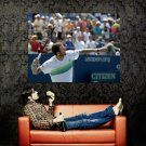 Mardy Fish ATP Tennis Sport Live Huge 47x35 Print POSTER