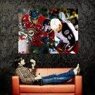 Columbus Minnesota NHL Hockey Huge 47x35 Print POSTER
